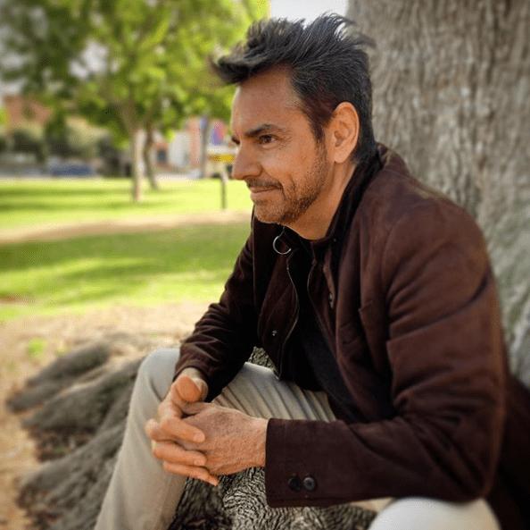 Eugenio Derbez asegura que está listo para reconciliarse con Victoria Ruffo