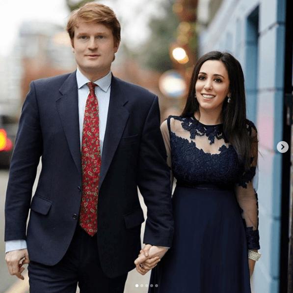 Hanna Jaff, la mexicana que se casará con un miembro de la familia real inglesa