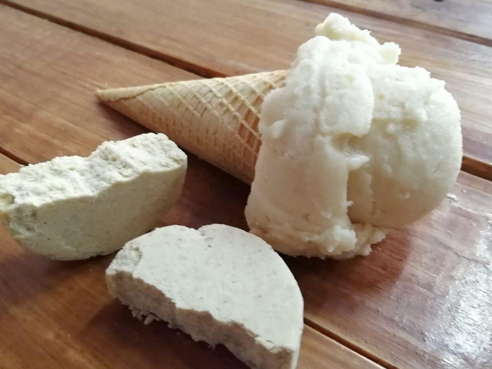 Crean helado de Picafresa