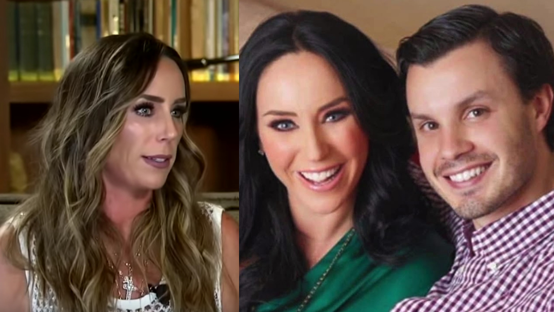 Inés Gómez Mont habla de la infidelidad de su ex con amiga