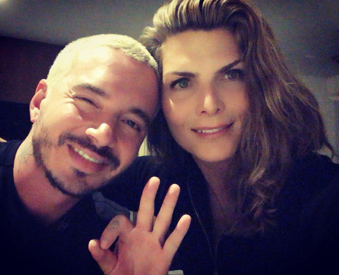 J Balvin le pidió matrimonio a Montserrat Oliver