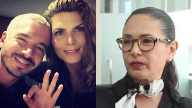 J Balvin le pidió matrimonio a Montserrat Oliver (VIDEO)