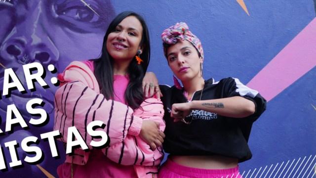 Masta Quba & MarieV: rescatando el rap feminista en CDMX
