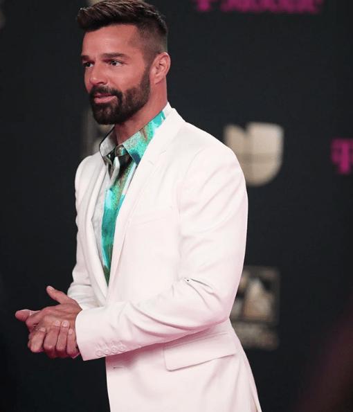 Ricky Martin apoya el movimiento #UnDíaSinMujeres