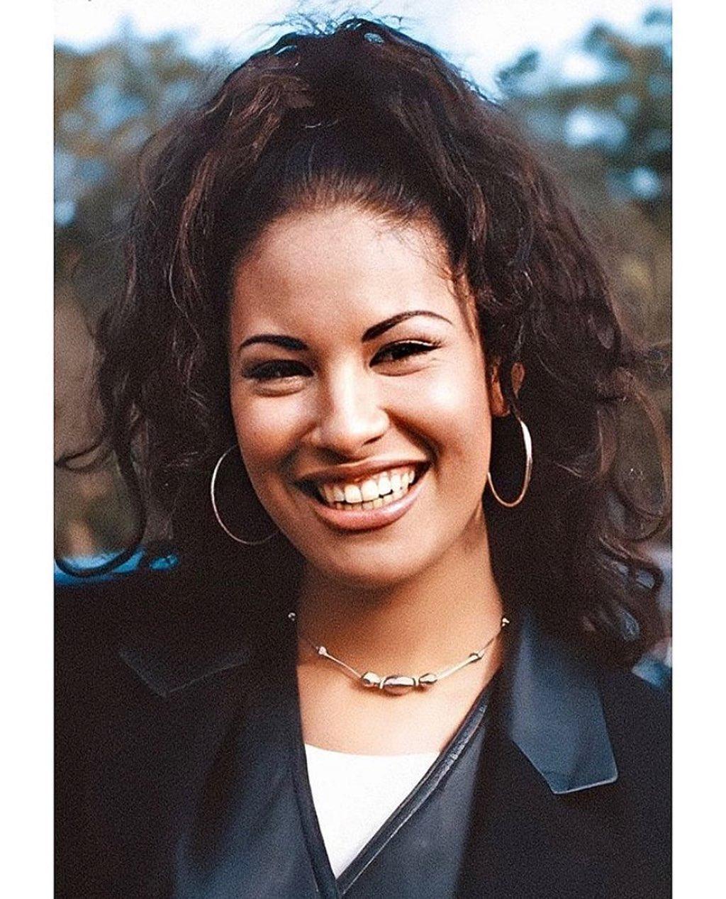 A. B. Quintanilla recuerda a Selena con foto inédita