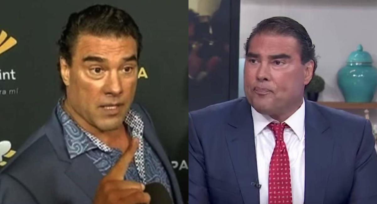 Eduardo Yáñez recae en alcoholismo y adicción al cortisol