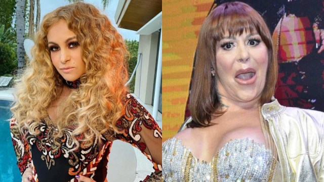 "Paulina Rubio dice ""loquis"" a Alejandra Guzman descarta gira"