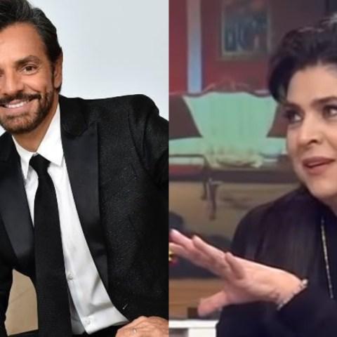 Eugenio Derbez criticado por publicar meme de Omar Fayad