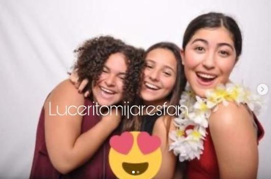 Fotos de la hija de Lucero, Lucerito Mijares Hogaza