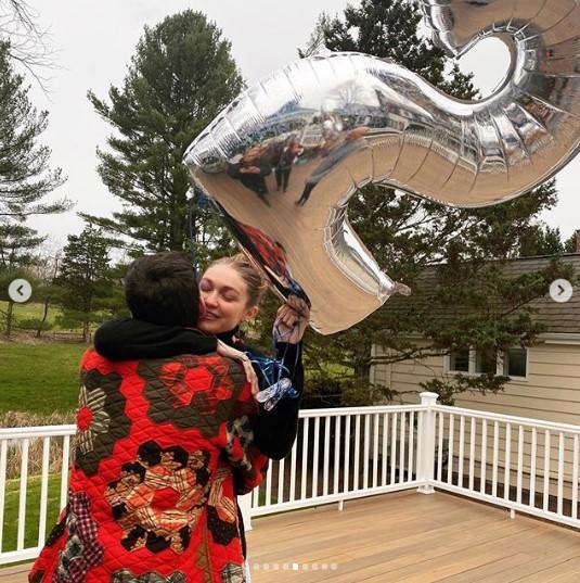 Zayn Malik y Gigi Hadid esperan a su primer hijo