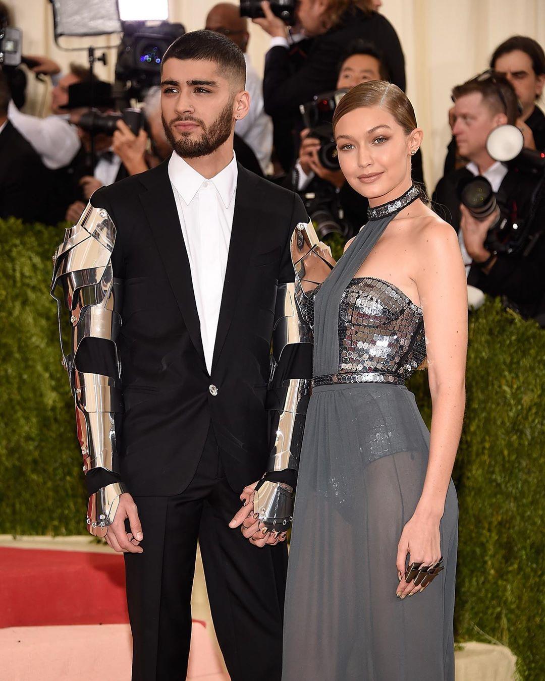 Gigi Hadid y Zayn Malik esperan a su primer hijo