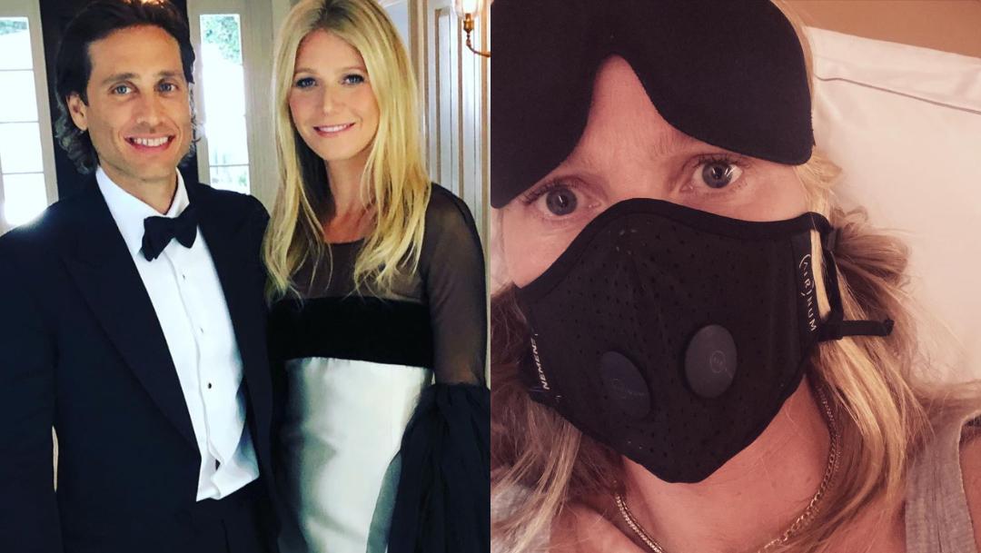 Gwyneth Paltrow no puede lidiar con familia en cuarentena