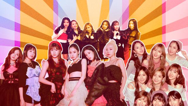 Grupos de Kpop femeninos que triunfarán en 2020