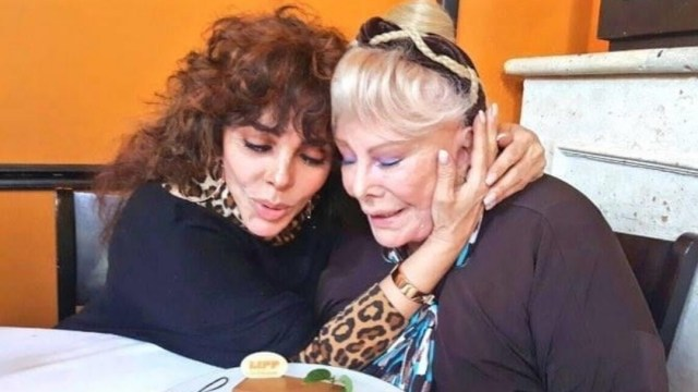 Mamá de veronica castro socorro alba muere a los 85 años de edad