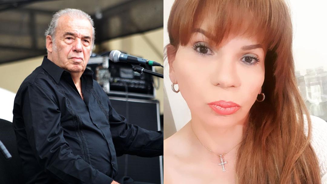 Mhoni Vidente predijo muerte de Oscar Chavez por Coronavirus