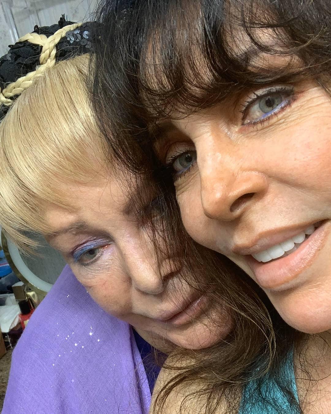 Prohibieron a Angelica Rivera y Yolanda Andrade ir al funeral de Socorro