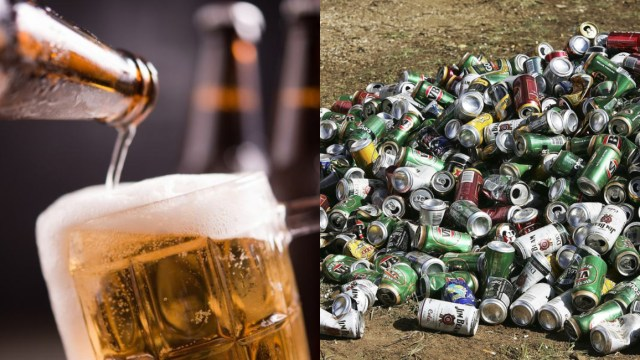 Francia tirará 10 M de litros de cerveza por coronavirus