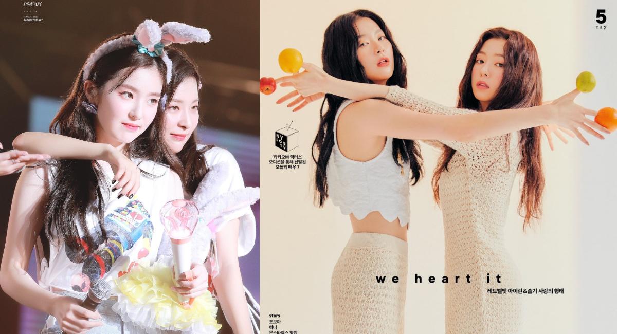 Irene & Seulgi debutará cn Monster en subunidad d Red Velvet