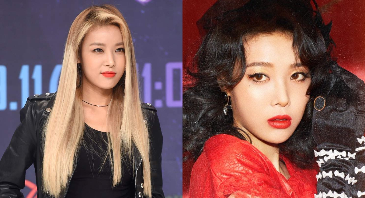 Yubin comparte adelanto de su comeback en RRR Entertainment