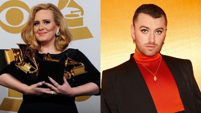 Adele y Sam Smith son la misma persona la teoria de internet