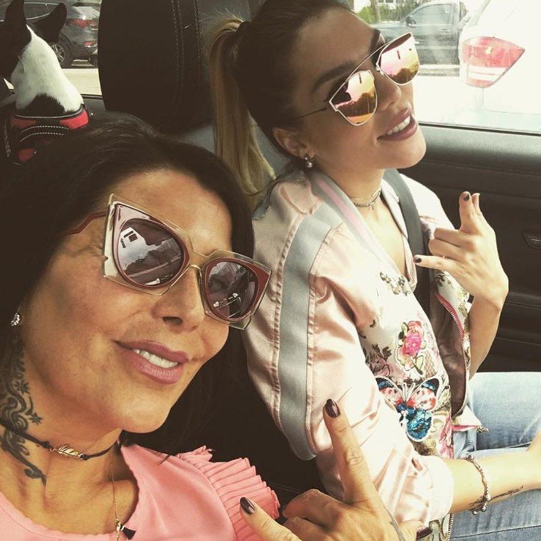 Alejandra Guzman responde a ultimas acusaciones de Frida Sofia