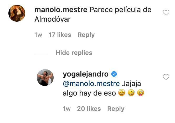 Alejandro Maldonado confirma su relacion con Judo Man