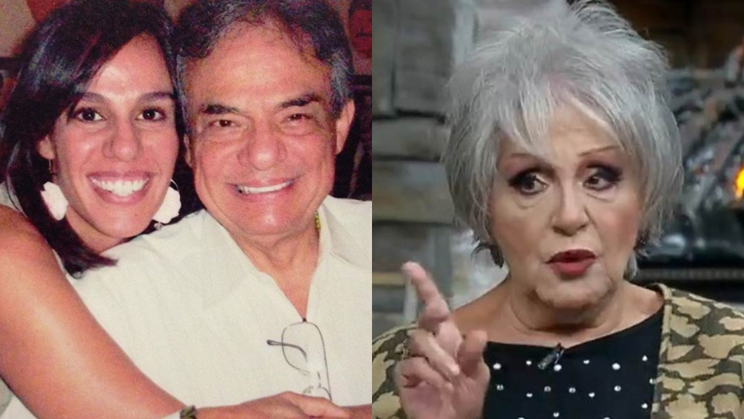Anel Noreña descontento porque nieto se llame Jose José
