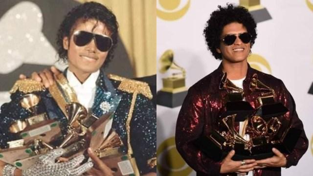Bruno Mars es hijo de Michael Jackson según esta teoría