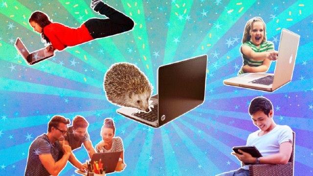 Cinco cursos divertidos para aprender en línea