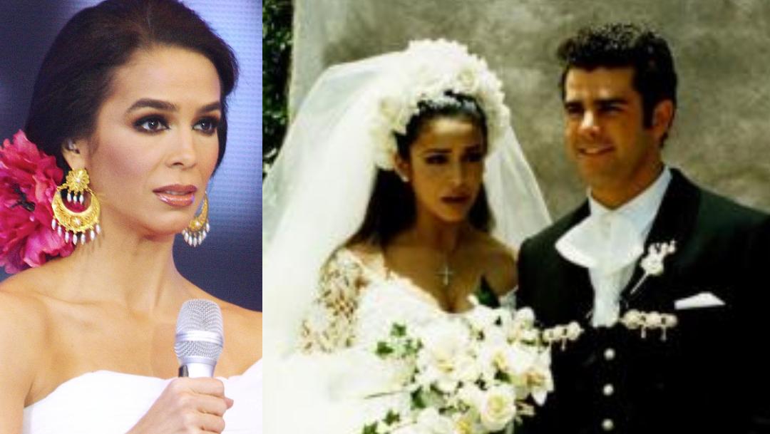 Eduardo Capetillo hace revelación sobre su boda con Bibi Gaytan
