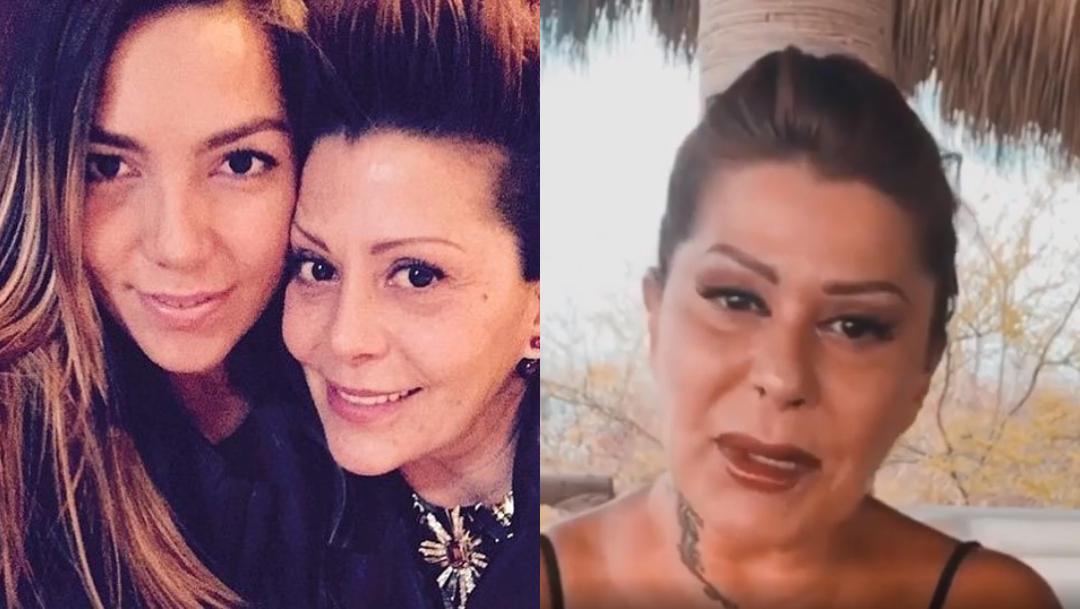 Frida Guzmán revela que su mamá la drogaba cuando era niña