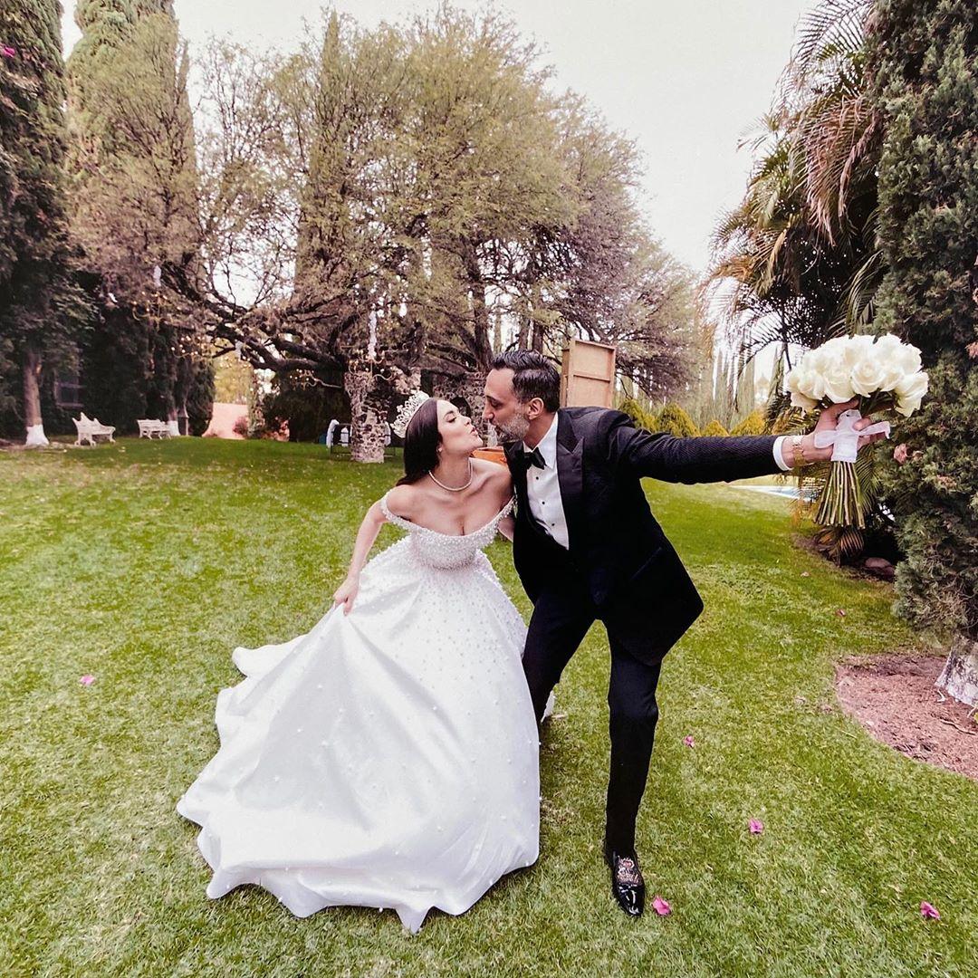 Marlene Favela desaparece del Instagram de su esposo George Seely