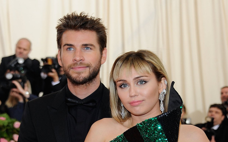 Liam Hemsworth habla de su relación con Miley Cyrus