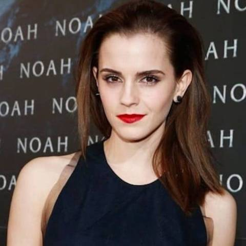 Emma Watson es criticada por su activismo durante el BlackoutTuesday