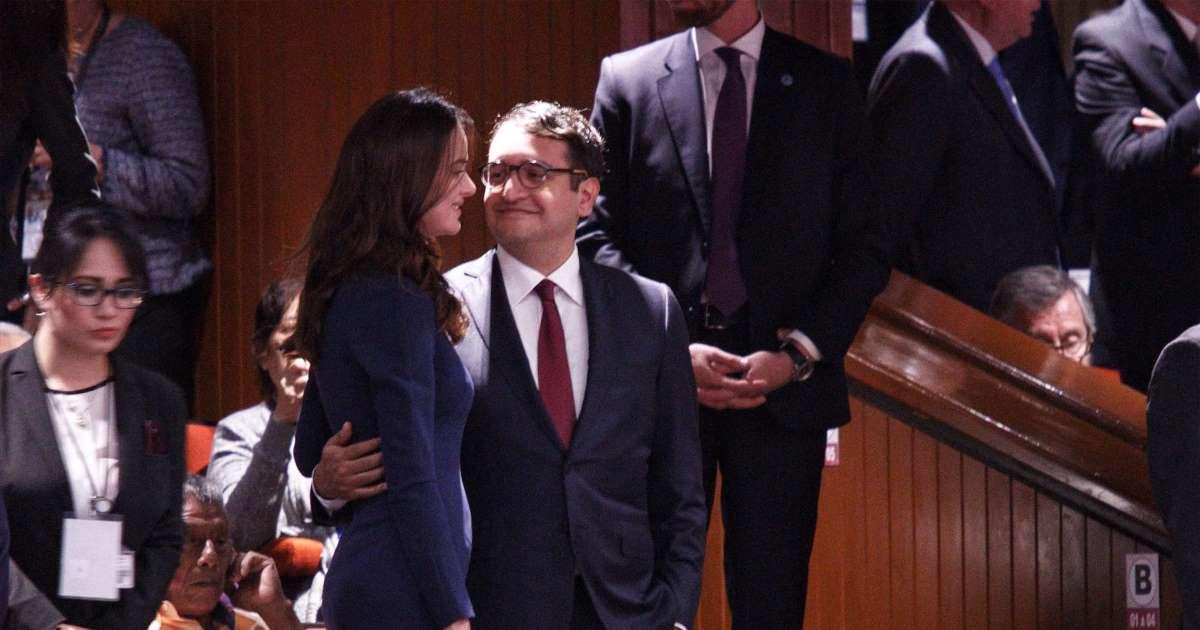 Irene Esser termina su relación con el segundo hijo de AMLO