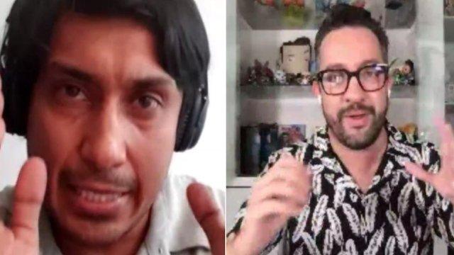 Chumel Torres es exhibido en foro de racismo y clasismo