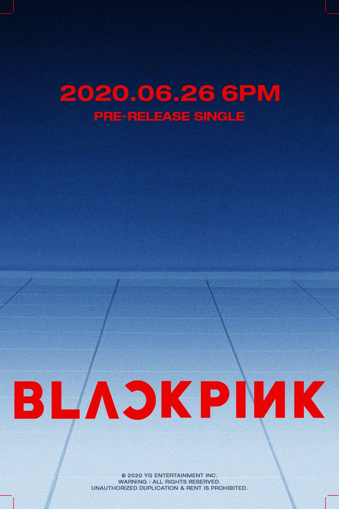 Blackpink viene con todo para su Comeback, incluyendo un single