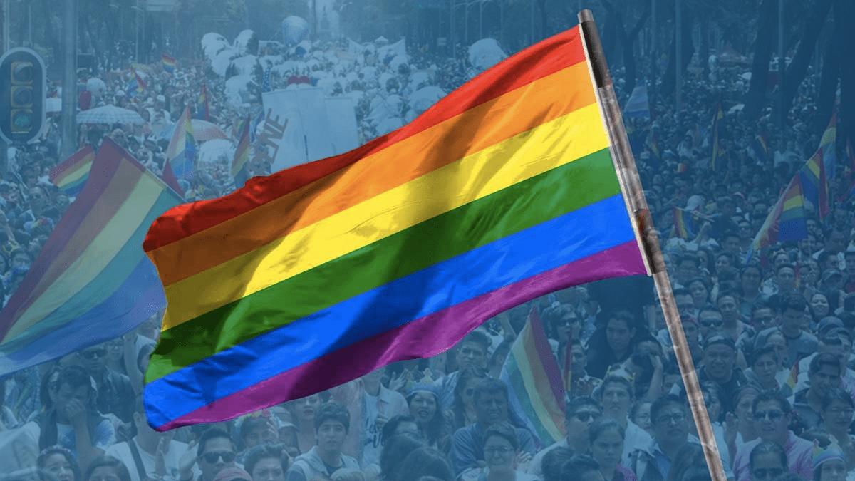 El colorido origen de la bandera LGBT