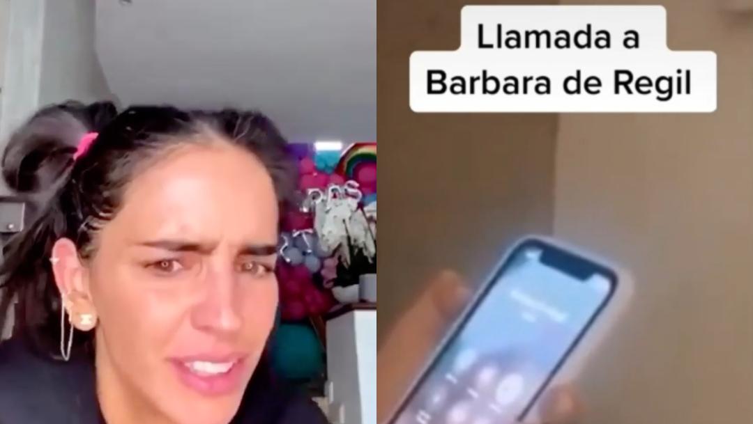 Bárbara de Regil estalla contra sus fans en vivo