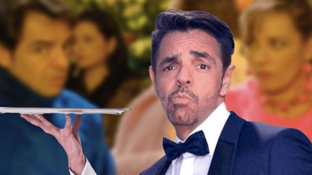 Eugenio Derbez revela los trabajos que tuvo antes de la fama