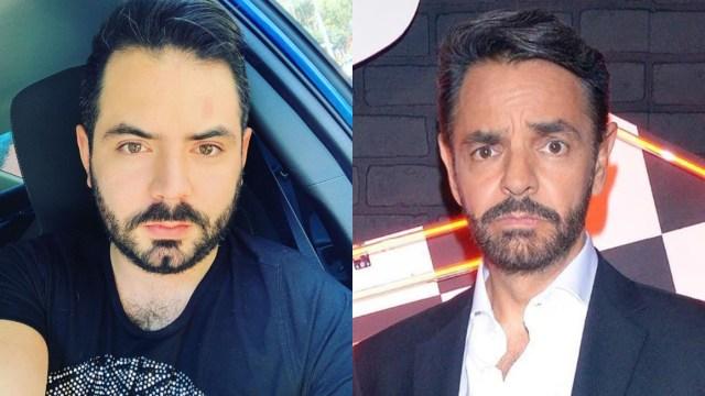 José Eduardo Derbez revela si cambió a su papá por camioneta