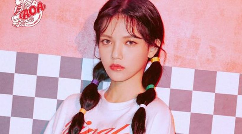 FNC Entertainment anunció que Jimin se retirará de AOA y la industria