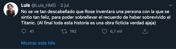 Rose Fantasía
