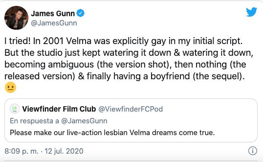 James_Gunn_Velma_lesbiana