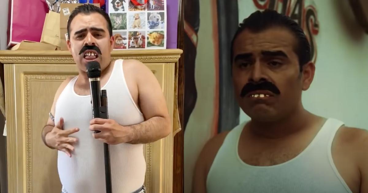 Quién es Alfredo Mercurio, el imitador de Freddie Mercury