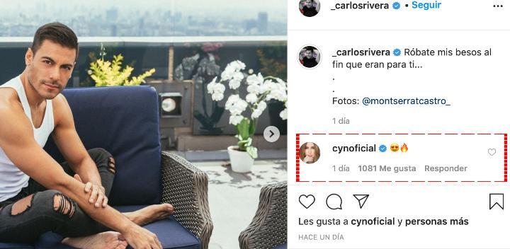 ¡Por fin! Carlos Rivera y Cynthia Rodríguez derraman miel ante la gente