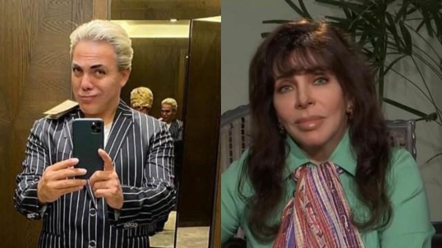Cristian Castro admite golpea a Veronica Castro y la jalonea