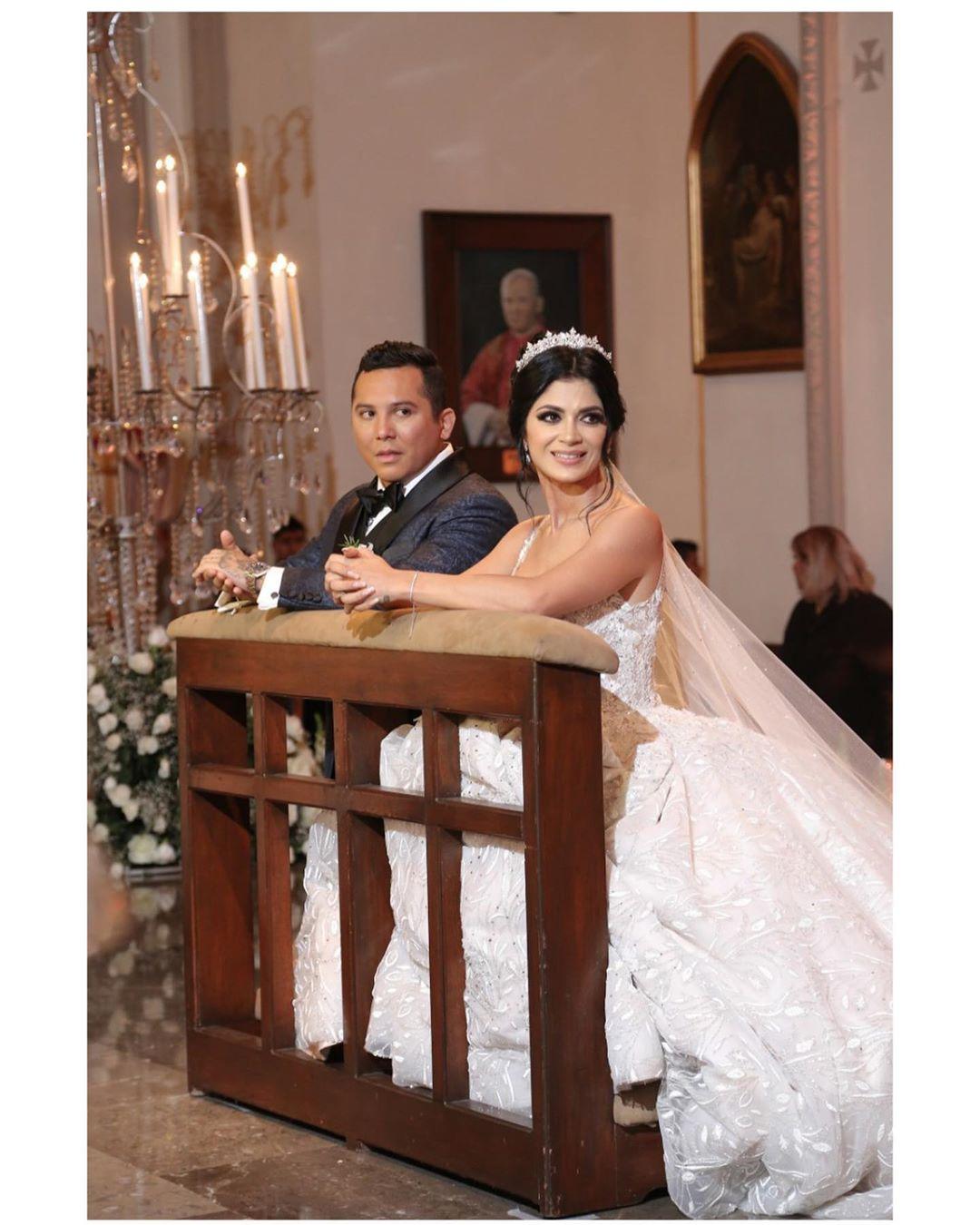 Edwin Luna y Kimberly Flores revelan que no ha sido fácil formar una familia