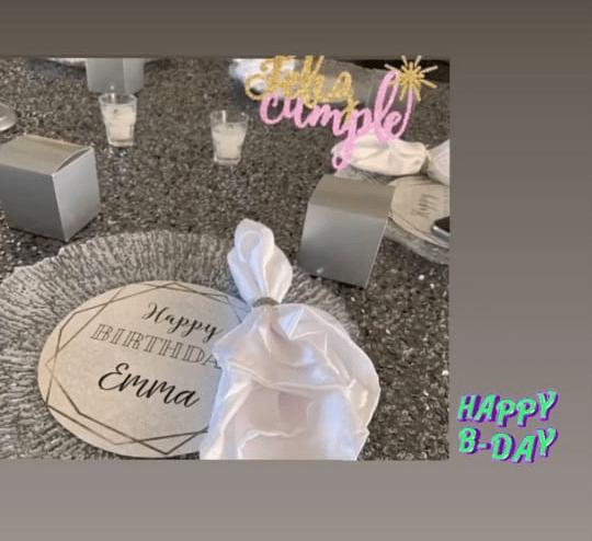 Filtran fotos de la lujosa fiesta de cumpleaños de emma coronel