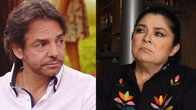 """""""Me gané el cachetadón"""": Eugenio Derbez habla otra vez sobre su relación con Victoria Ruffo"""
